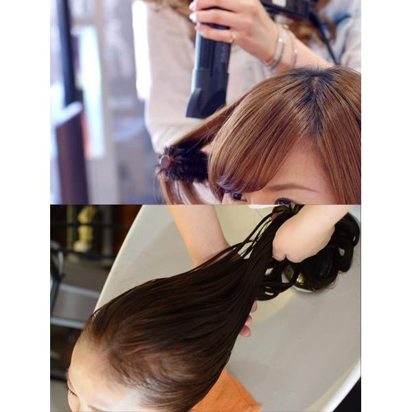 原宿のオーガニック美容室「シェリオン」カット+シャンプー+髪質改善ミネラル補給トリートメント【東京都】