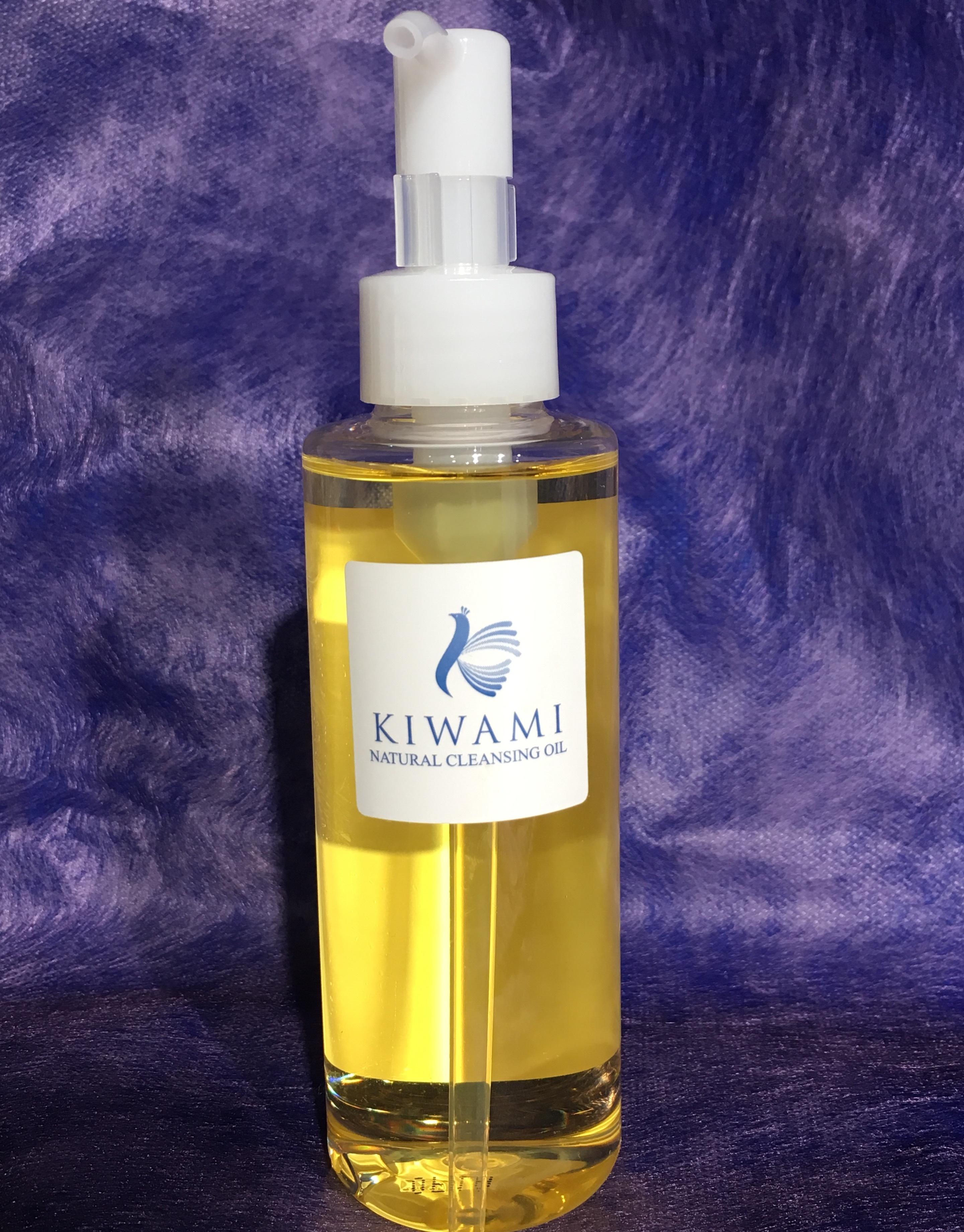 KIWAMI NATURAL CLEANSING OIL (150ml)