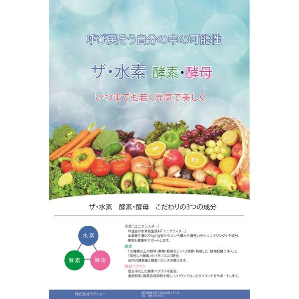 【ワケあり】ザ・水素 酵素・酵母