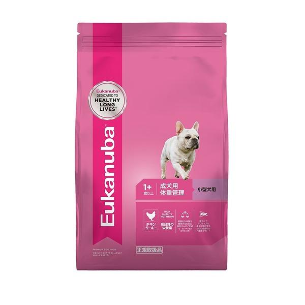 ユーカヌバ 成犬用 体重管理小型犬用1歳以上 6kg