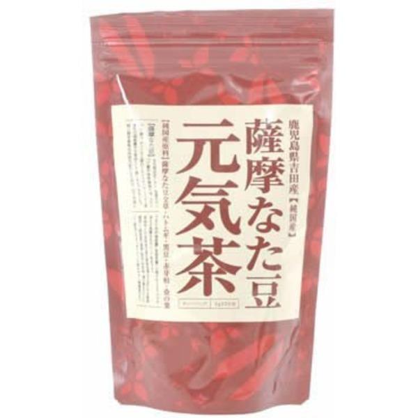 鹿児島県吉田産 薩摩なた豆 元気茶 3g×30包