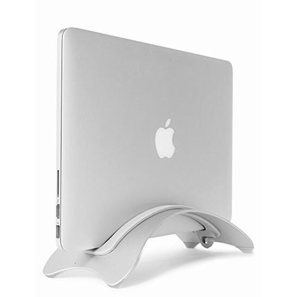 【Suft.】 MacBook Air Pro パソコン スタンド stand アルミニウム 立て 冷却 クラムシェル 収納 ノートパソコン PC