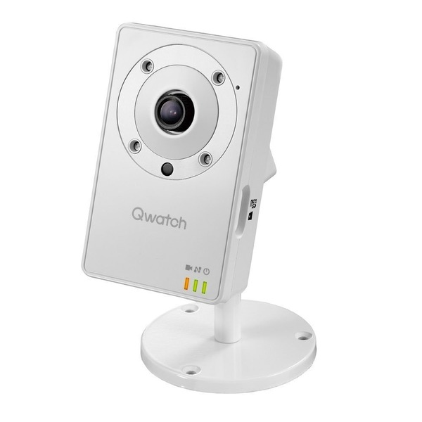 I-O DATA ネットワークカメラ スマホ ペット 子供 見守り 会話OK/録画 TS-WLC2