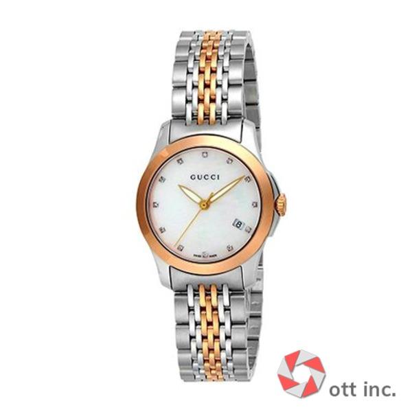 GUCCI YA126514 Gタイムレス レディース腕時計グッチ レディース腕時計 GUCCI ホ