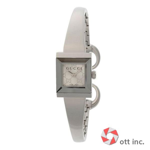 GUCCI YA128511LSS-SLV Gフレーム レディース腕時計グッチ レディース腕時計 G