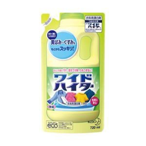 (業務用セット) 花王 ワイドハイター 液体タイプ 詰替 1パック(720ml) 【×20セット】