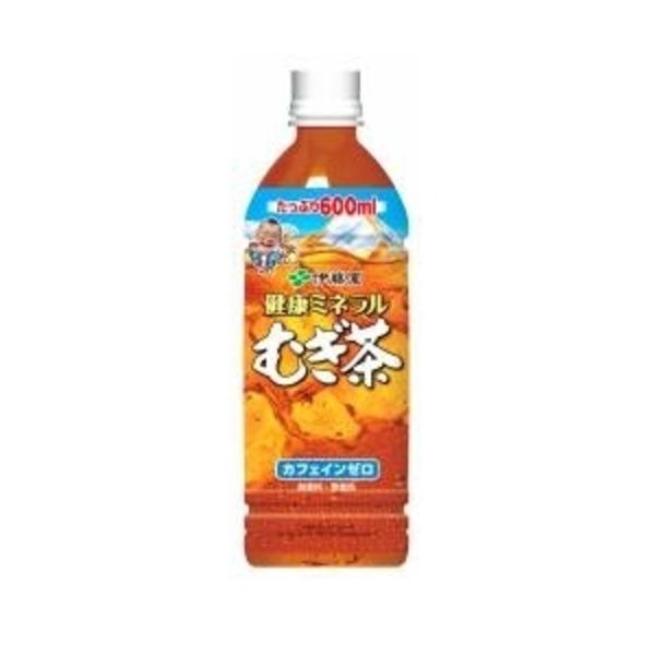 【まとめ買い】伊藤園 健康ミネラルむぎ茶ペットボトル600ml×48本セット