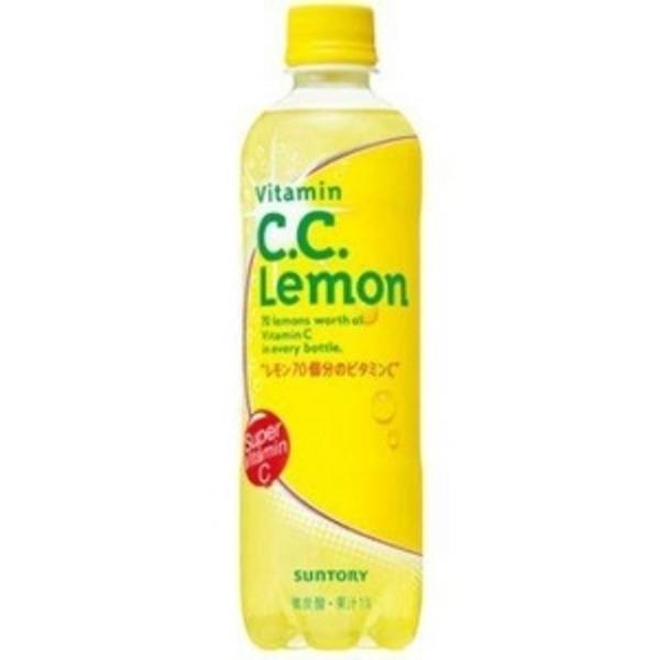 【ケース販売】 サントリー SUNTORY CCレモン 500ml 48本セット まとめ買い