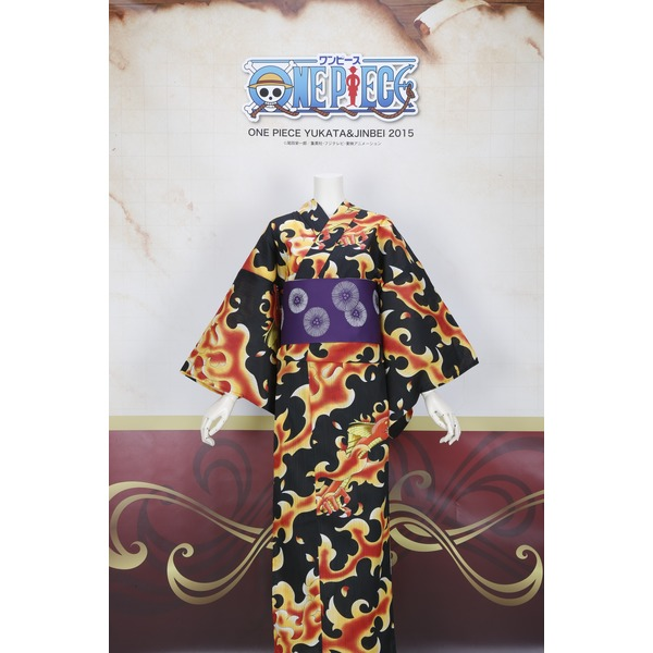 レディース浴衣+平帯セット ロロノア・ゾロ フリーサイズ