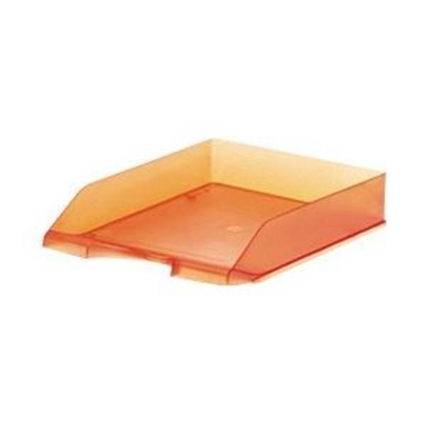 (業務用セット) クルーズ レタートレー(A4) オレンジ 【×10セット】