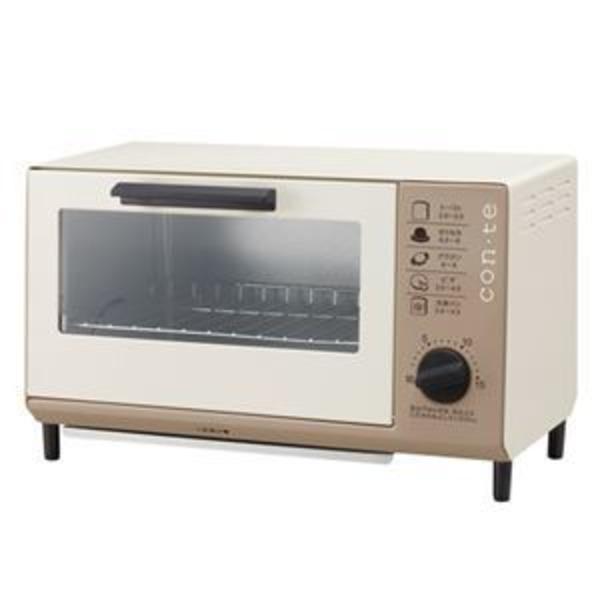 CON・TEオーブントースター 355-01B