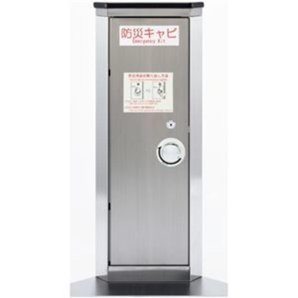吉川金属 エレベーター用防災キャビ コーナータイプ