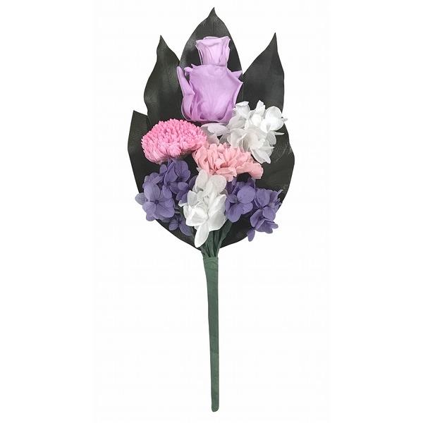風水仏花 紫
