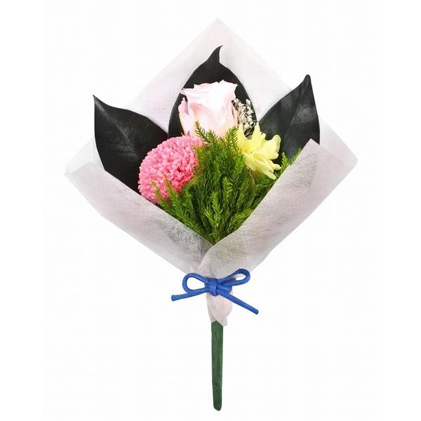 プリザーブド仏花ほのかピンポンマムピンク