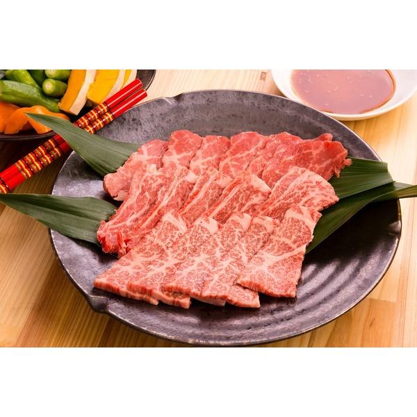 鹿児島黒牛カタロース焼肉用500g