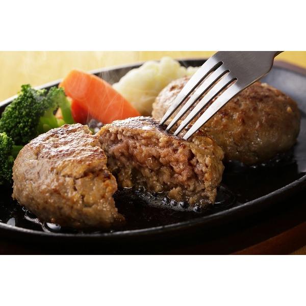 大阪福島『焼肉 牛善』黒毛和牛ハンバーグ120g×8個