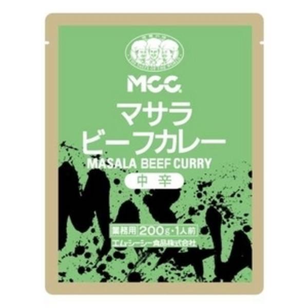 世界のカレーシリーズ・マサラビーフカレー(中辛) 10食セット
