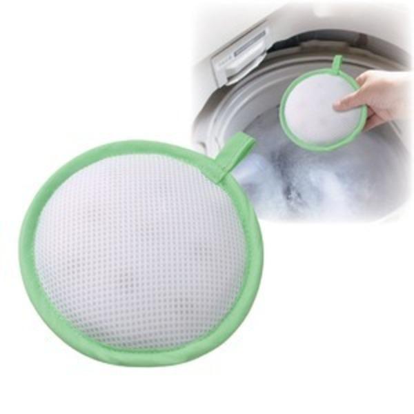 洗濯機用抗菌・消臭・洗浄ボール 「ココスクリーン」 【全自動式/ドラム式OK】
