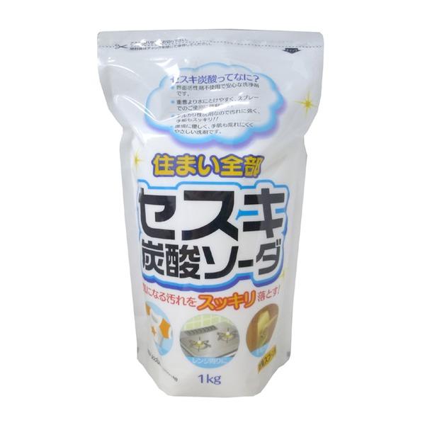 セスキ炭酸ソーダ 1.0kg×12個