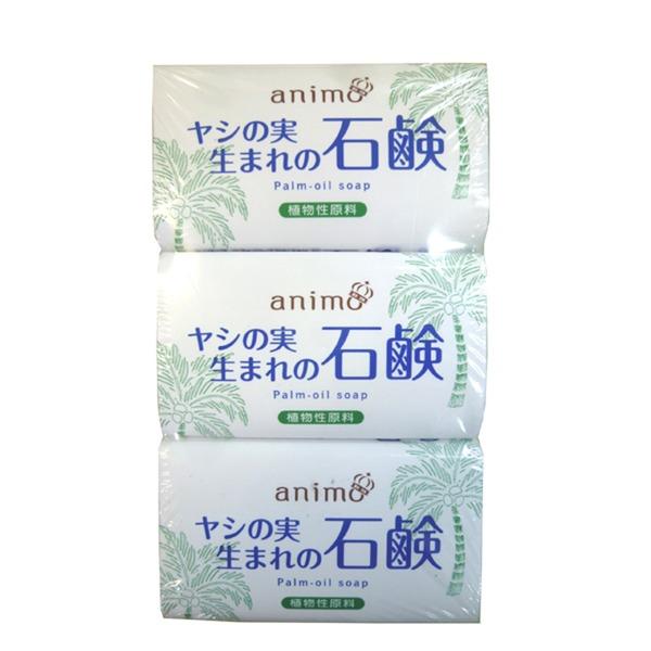animoヤシの実石鹸80g×3P×40個