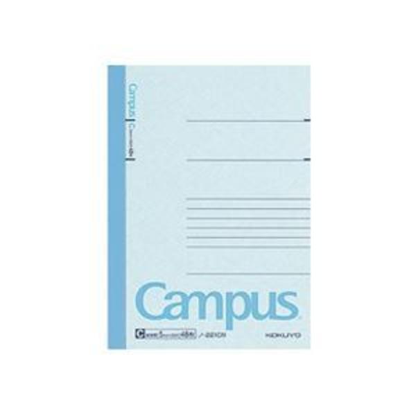 (まとめ)キャンパスノート A6 C罫 48枚 240冊