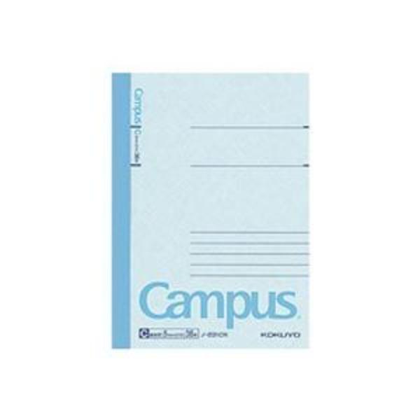 (まとめ)キャンパスノート B7 C罫 36枚 160冊