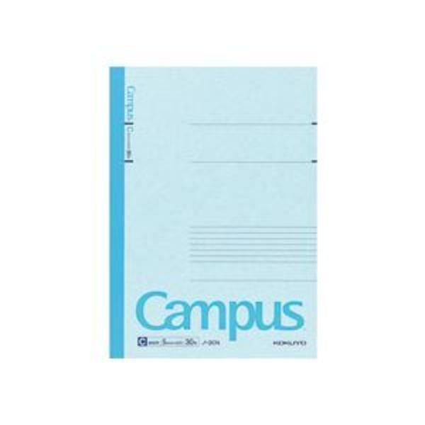 (まとめ)キャンパスノート セミB5 C罫 30枚 180冊