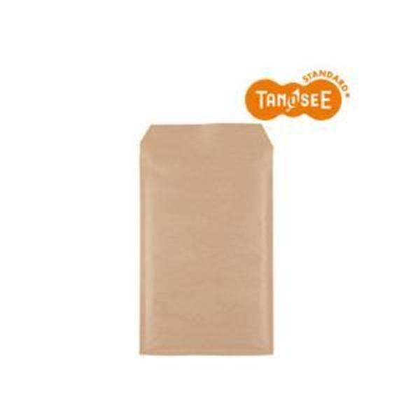 (まとめ)TANOSEE クッション封筒エコノミー 茶 内寸170×270mm 150枚入×2パック