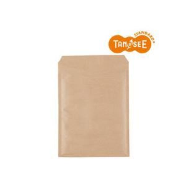 (まとめ)TANOSEE クッション封筒エコノミー 茶 内寸210×270mm 150枚入×2パック
