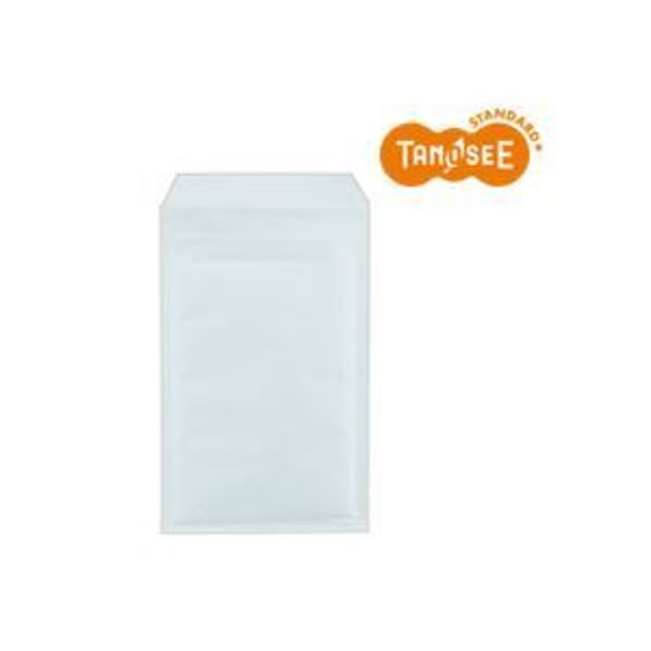(まとめ)TANOSEE クッション封筒エコノミー ホワイト 内寸170×270mm 150枚入×2パック