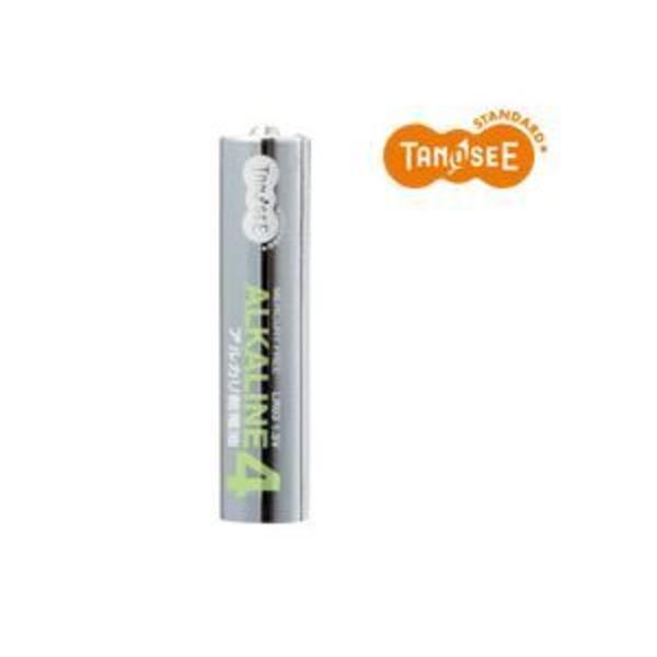 (まとめ)TANOSEE 単4形 アルカリ乾電池 10本入×30パック