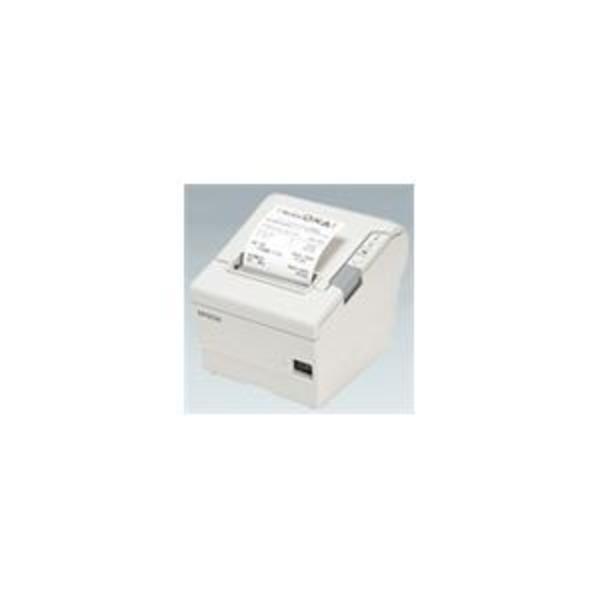 エプソン(EPSON) サーマルレシートプリンター/80mm/クールホワイト/USBIF/電源・IFケーブル別売 TM885UD481