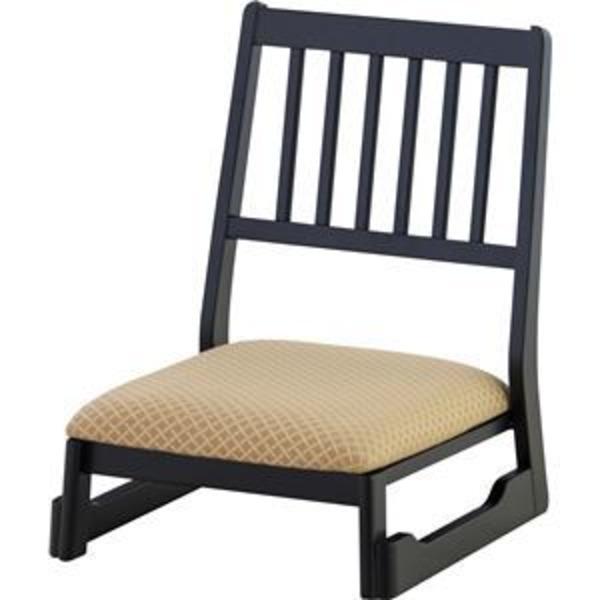 法事チェア(法事椅子) ロータイプ BC-1040FOR 【仏事・法事・仏具・冠婚葬祭】