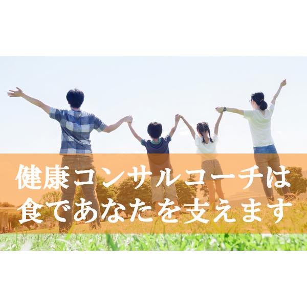 食を中心とした健康コンサルコーチング 1回券 (東京)