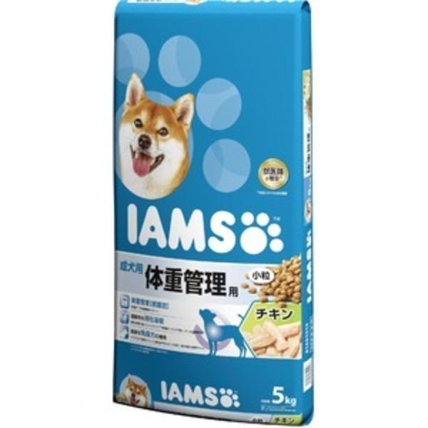P&Gジャパン アイムス 体重管理用チキン小粒 5kg 【ペット用品】