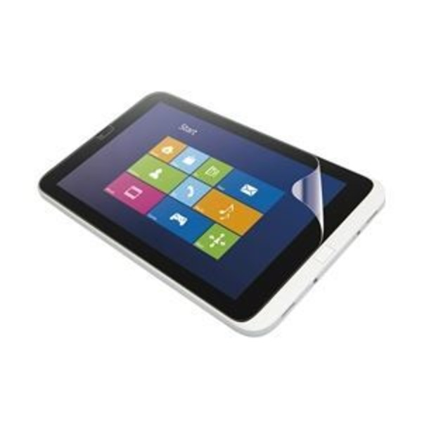 ELECOM(エレコム) Acer Iconia W3-810用指紋防止エアーレスフィルム/光沢タイプ TB-AC3WFLFANG