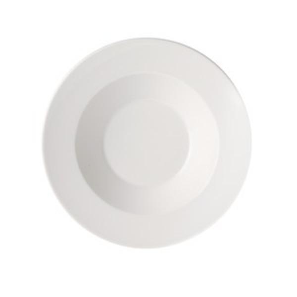 アラビア(ARABIA) ココ(KoKo) ホワイト ディーププレート24cm