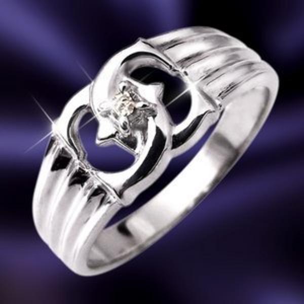 エックスダイヤリング 指輪 17号