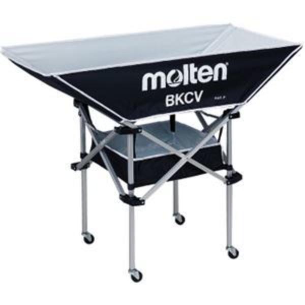 molten(モルテン) エキップメント 平型ボールカゴ 背高 BKCVHBK