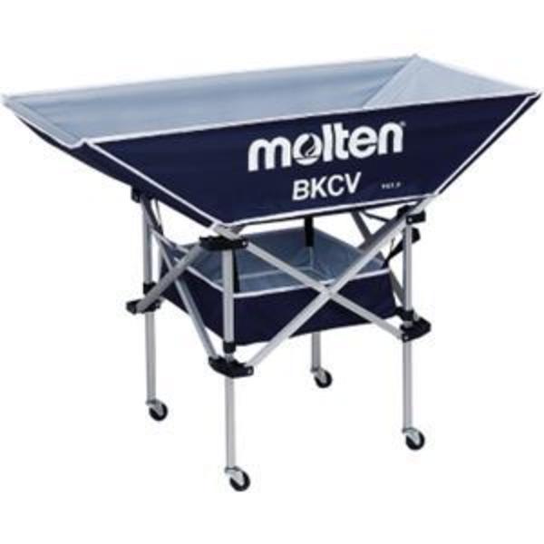 molten(モルテン) エキップメント 平型ボールカゴ 背低 BKCVLNV