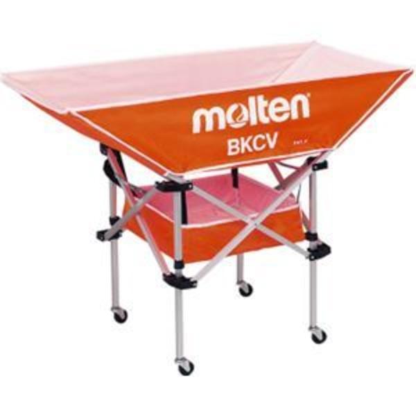 molten(モルテン) エキップメント 平型ボールカゴ 背低 BKCVLO