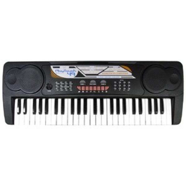 SunRuck(サンルック) PlayTouch49 プレイタッチ49 電子キーボード 49鍵盤 SR-DP02