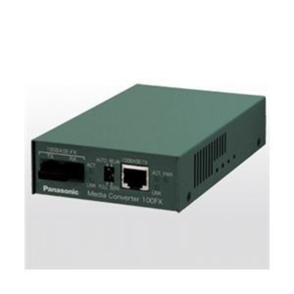 パナソニックESネットワークス Media Converter 100FX PN61202K
