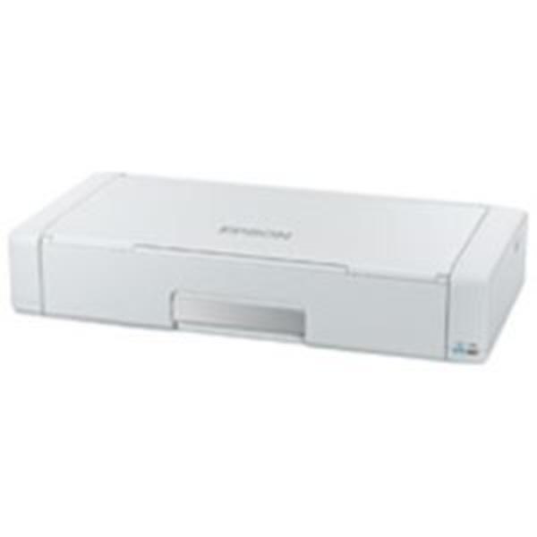 EPSON(エプソン) A4 IJモバイルプリンター PX-S05W ホワイト