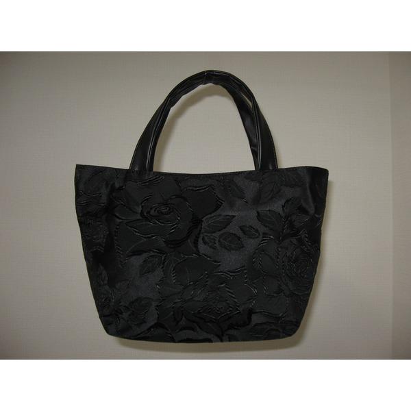 「ふじやま織り」手提げバッグ ミニ