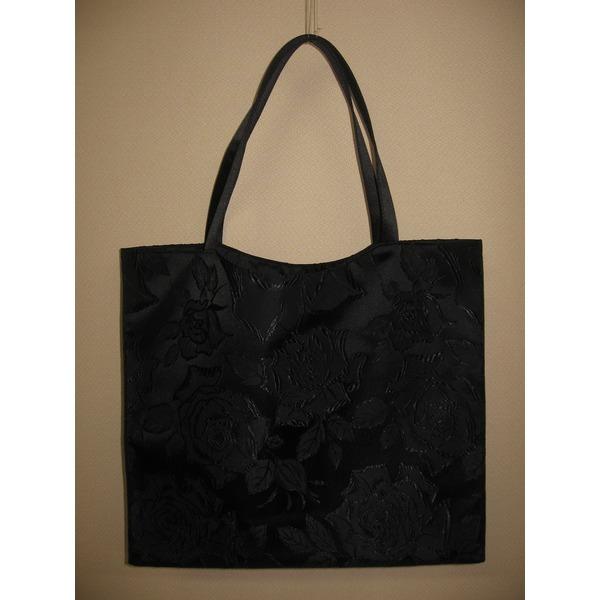 「ふじやま織り」手提げバッグ