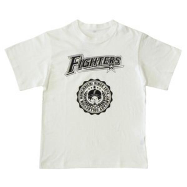 日本ハムファイターズxモンチッチ Tシャツ