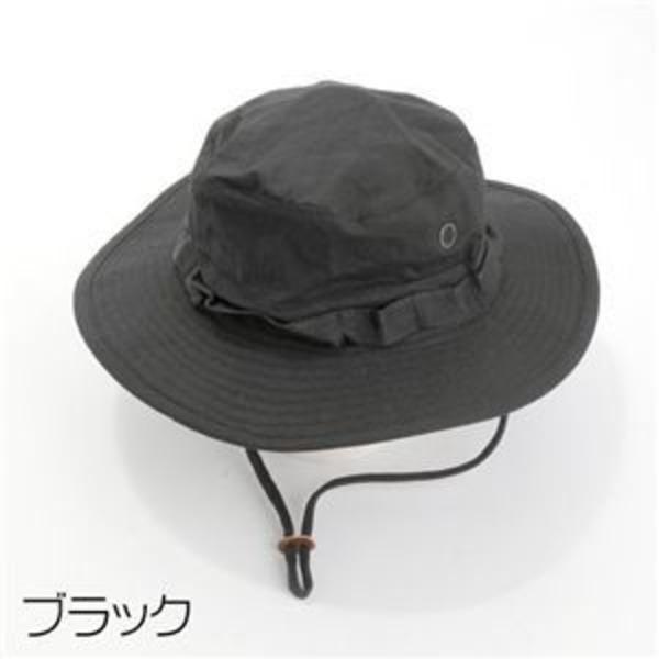 ジャングルハット ブラック XL