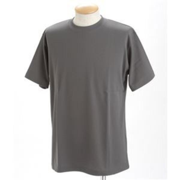 ドライメッシュポロ&Tシャツセット ダークグレー Sサイズ