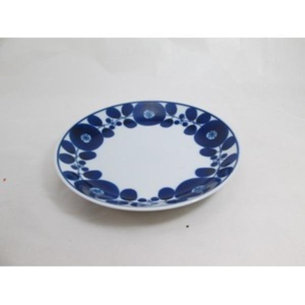 白山陶器 ブルーム プレートS 16.5cm リース